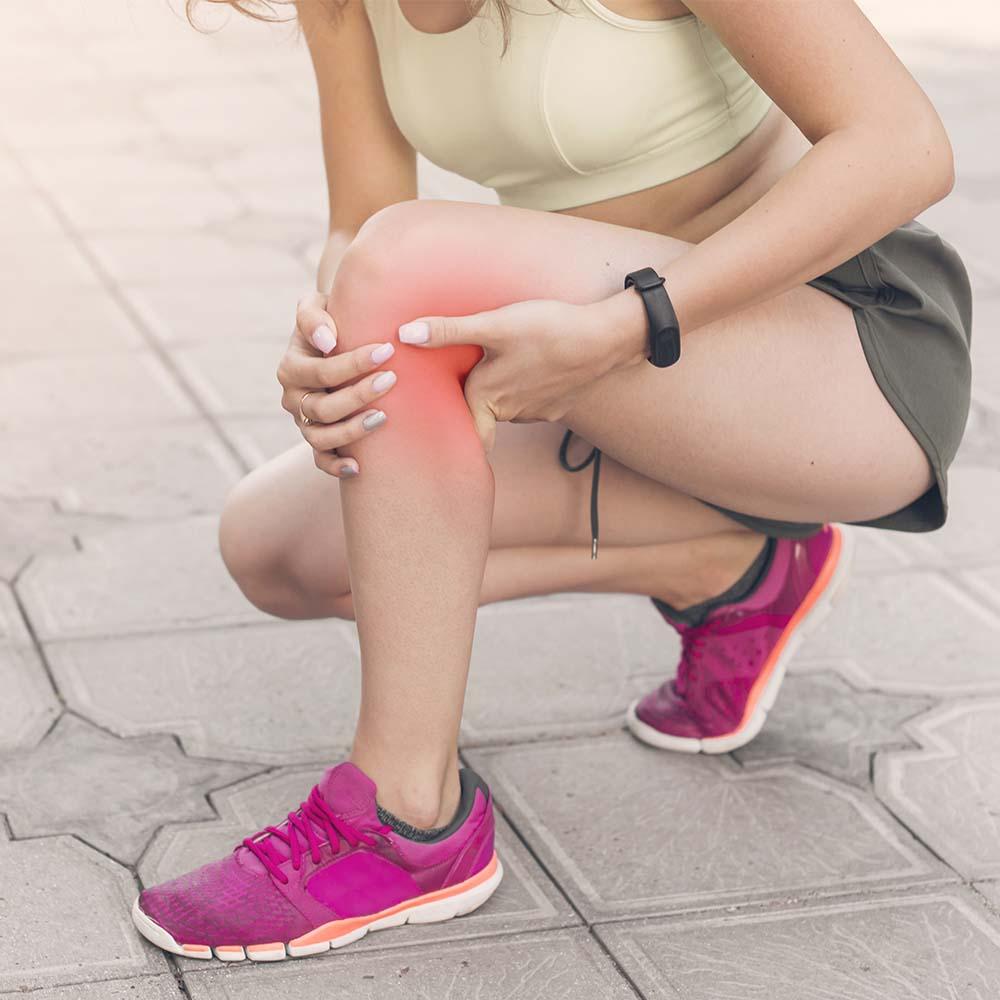 Symptoms Lower Extremeties Knee